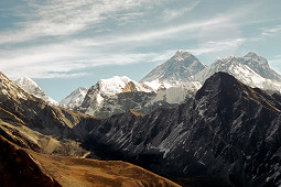 Rolwaling a Khumbu trek do BC Everest
